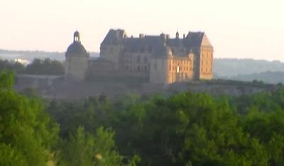 Dordogne-Périgord: Chateau de Hautefort