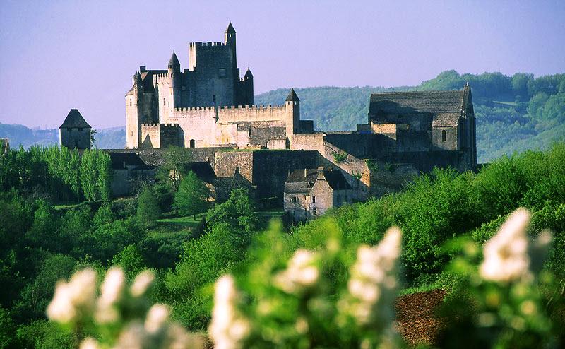Dordogne - cultuur en historie - kastelen - Chateau Beynac
