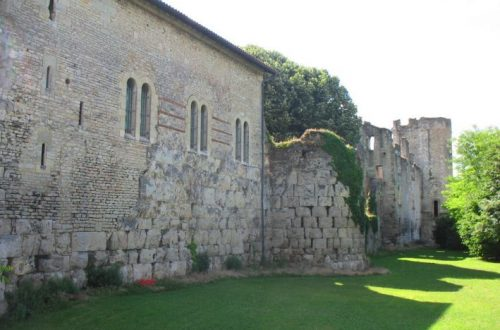 Dordogne Périgueux: historie - Périgueux - Vesunna - Musée Vesunna - Gallo-Romeinse resten