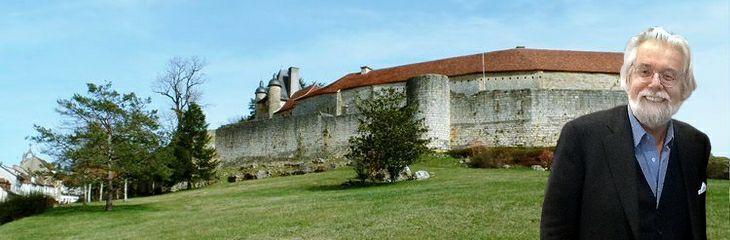 Château Excideuil en zijn nieuwe eigenaar, Kapla-uitvinder Tom van der Bruggen.