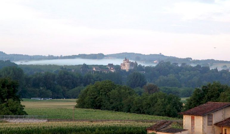 Perigord Dordogne Montgolfieres ballonvaart14