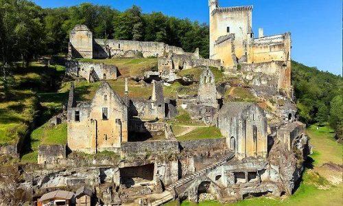 Dordogne Périgord: Chateau de Commarque