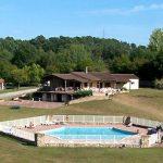 Dordogne-Perigord: naturistencamping-naaktcamping-nudistencamping-Domaine Naturiste de Chaudeau
