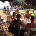 Dordogne-Périgord: naturistencampings, naturisme, naaktrecreatie: Domaine Laborde.