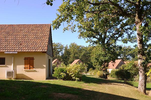 FranceComfort Vakantieparken: Domaine de Lanzac.