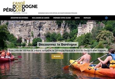 Dordogne Perigord- kano - kajak - kanoverhuur - kajakverhuur