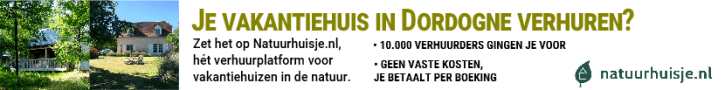 Dordogne Magazine: Natuurhuisje.nl - vakantiehuis in natuur van Périgord