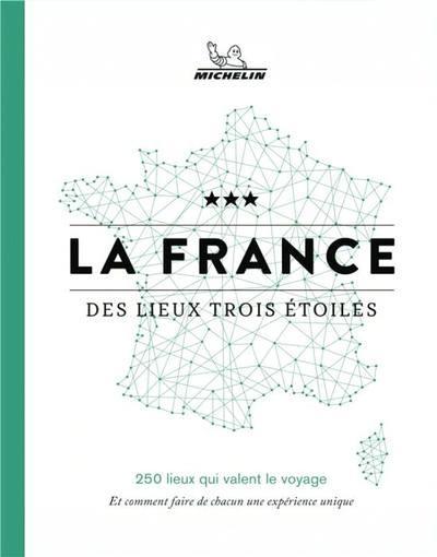 Michelin-gids van Franse 'drie-sterrenplekken' (bekijk de video).