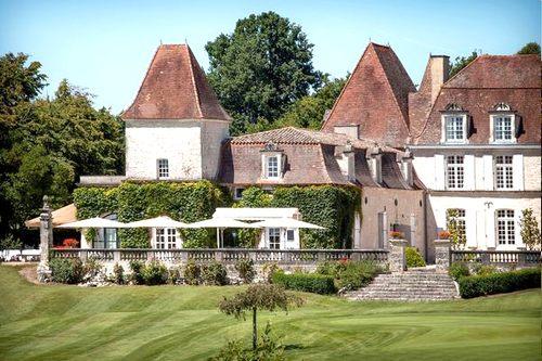 Dordogne Perigord: Michelin-restaurants - Les Fresques in Monestie. Chef: Didier Casaguana.