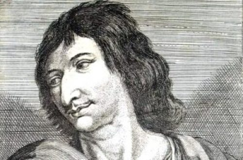 Quai Cyrano: permanente expo over de wereld van Cyrano de Bergerac.istorische Cloitre des Récolettes.