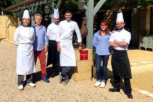 Dordogne Perigord: restaurants - L Atelier in Périgueux. Chef: Cyril Haberland.